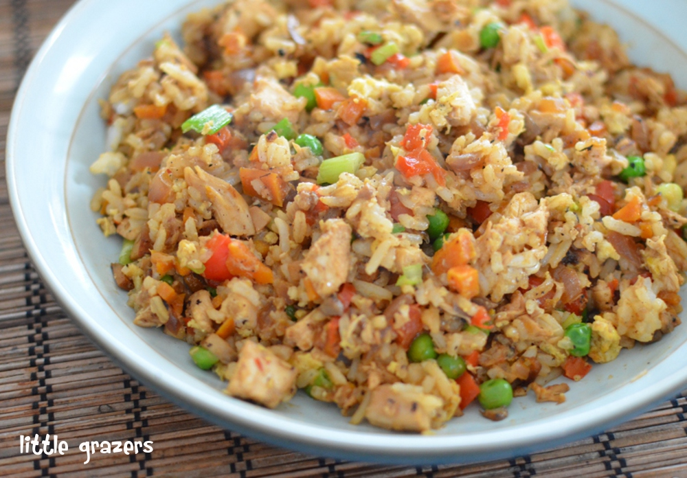 Chicken fried rice Where can i buy slimming world food