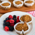 Little Grazers Cinnamon Sweet Potato and Oatmeal Muffins